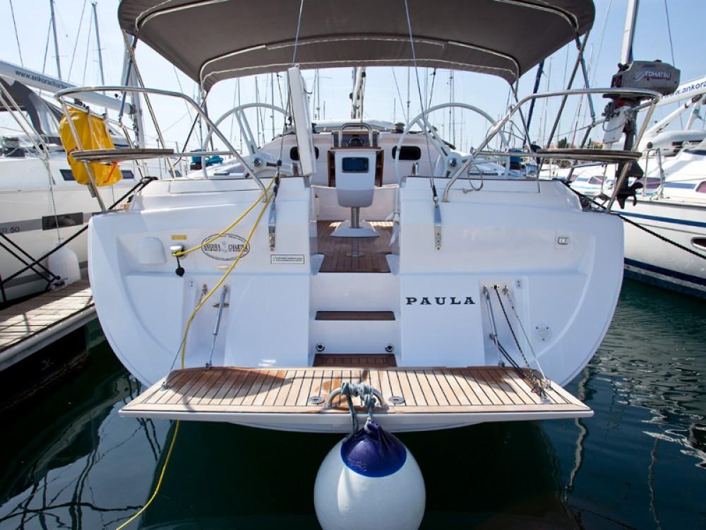 Boat rental Sibenik cheap Elan 444 Impression