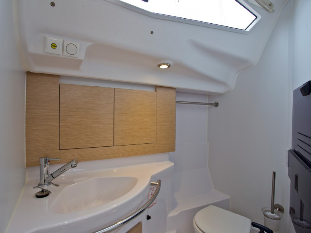 Rental Sailboat in  - Elan Elan 394 Impression