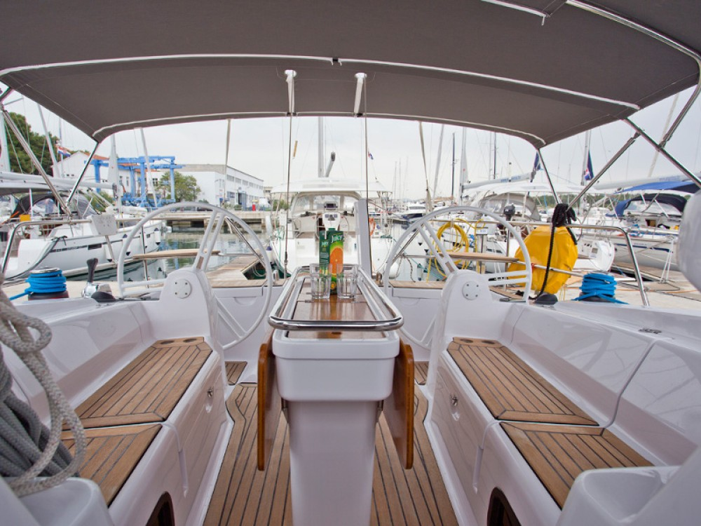 Rental yacht  - Elan Elan 394 Impression on SamBoat