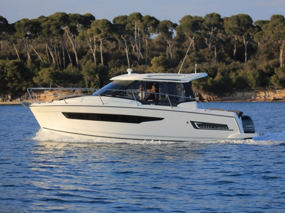 Hire Motorboat with or without skipper Jeanneau Šibenik