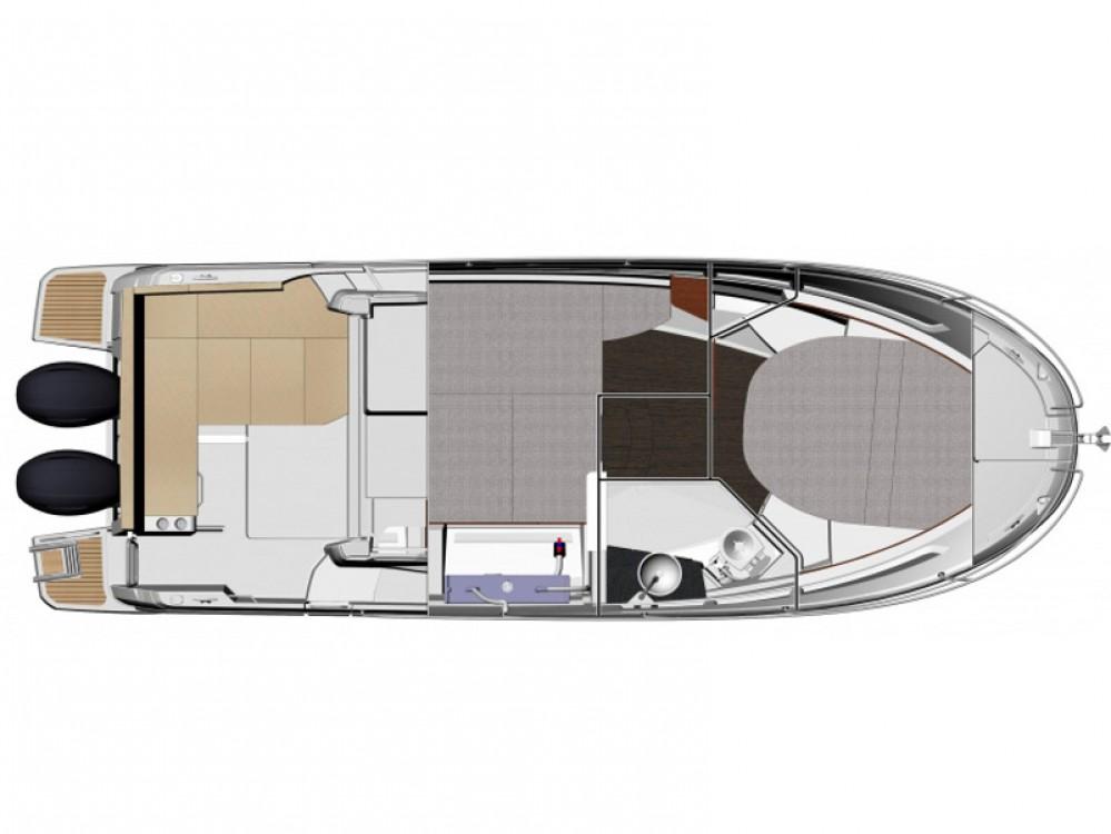 Rental yacht Šibenik - Jeanneau Merry Fisher 895 on SamBoat