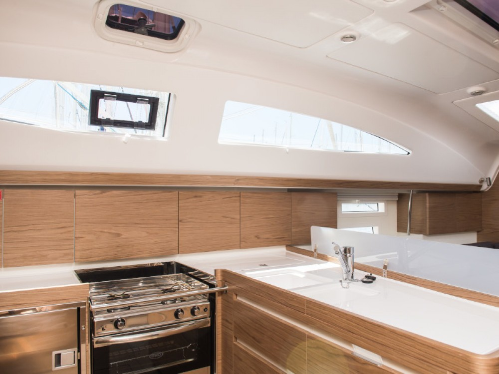 Rental yacht Šibenik - Elan Elan 45 impression on SamBoat