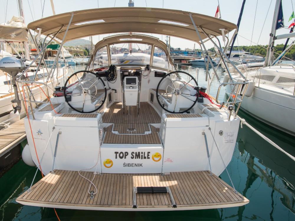 Rental yacht Šibenik - Jeanneau Sun Odyssey 449 on SamBoat