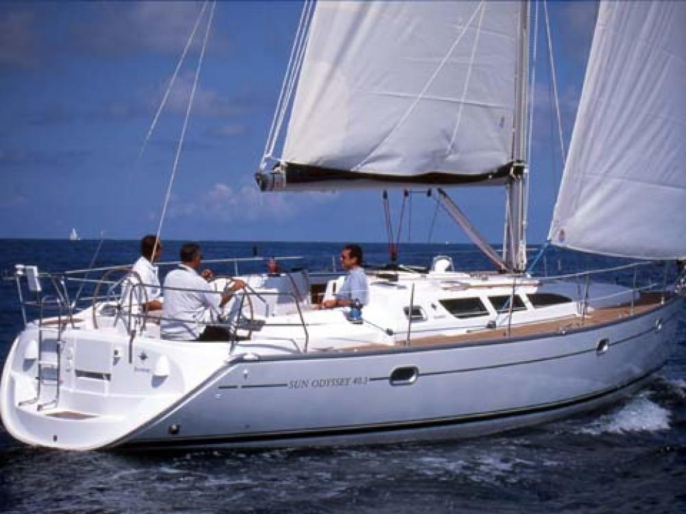 Rental yacht Šibenik - Jeanneau Sun Odyssey 40.3 on SamBoat