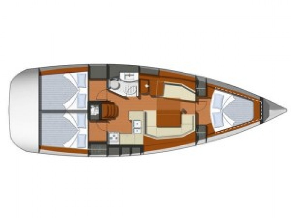 Rental Sailboat in Šibenik - Jeanneau Sun Odyssey 39i