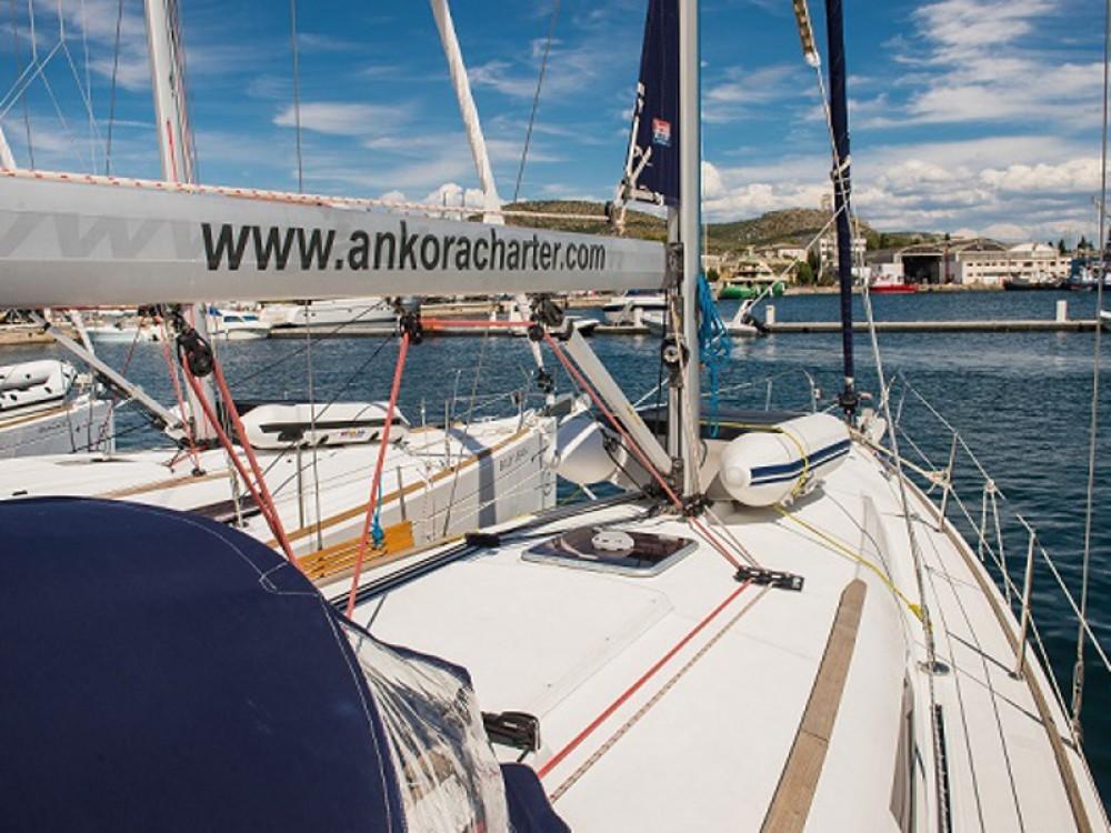 Boat rental Jeanneau Sun Odyssey 39i in Šibenik on Samboat