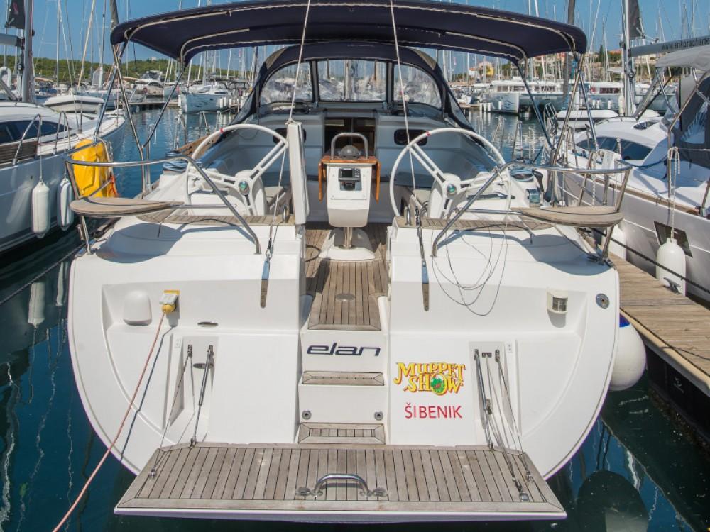 Rental Sailboat in Šibenik - Elan Elan 444 Impression