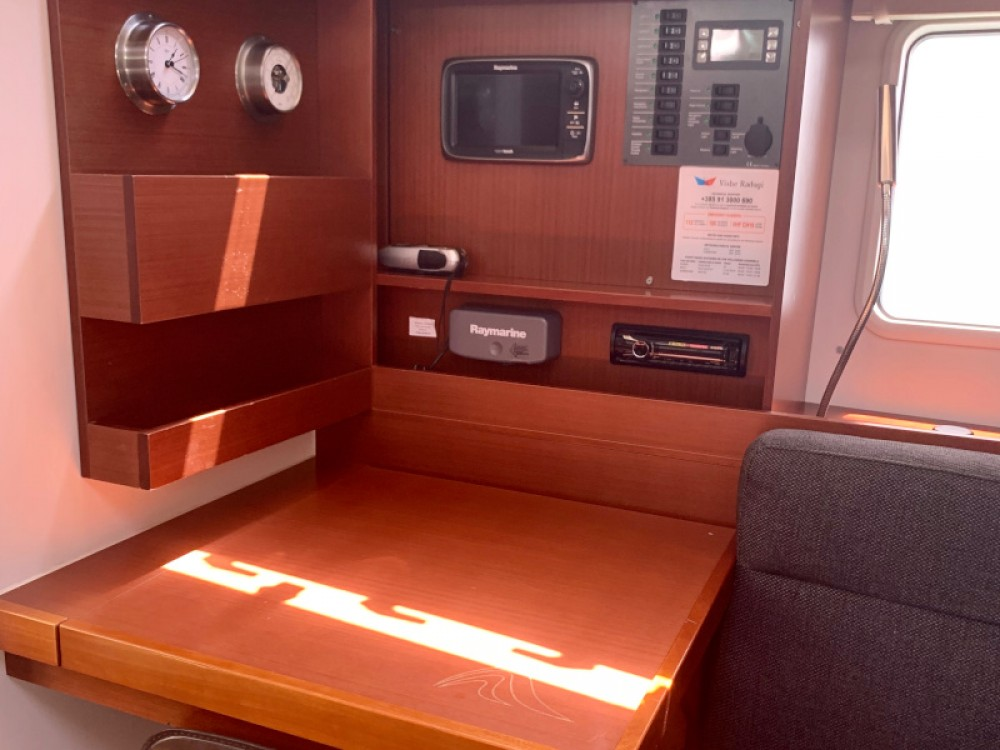 Boat rental Marina Kaštela cheap Hanse 445/4