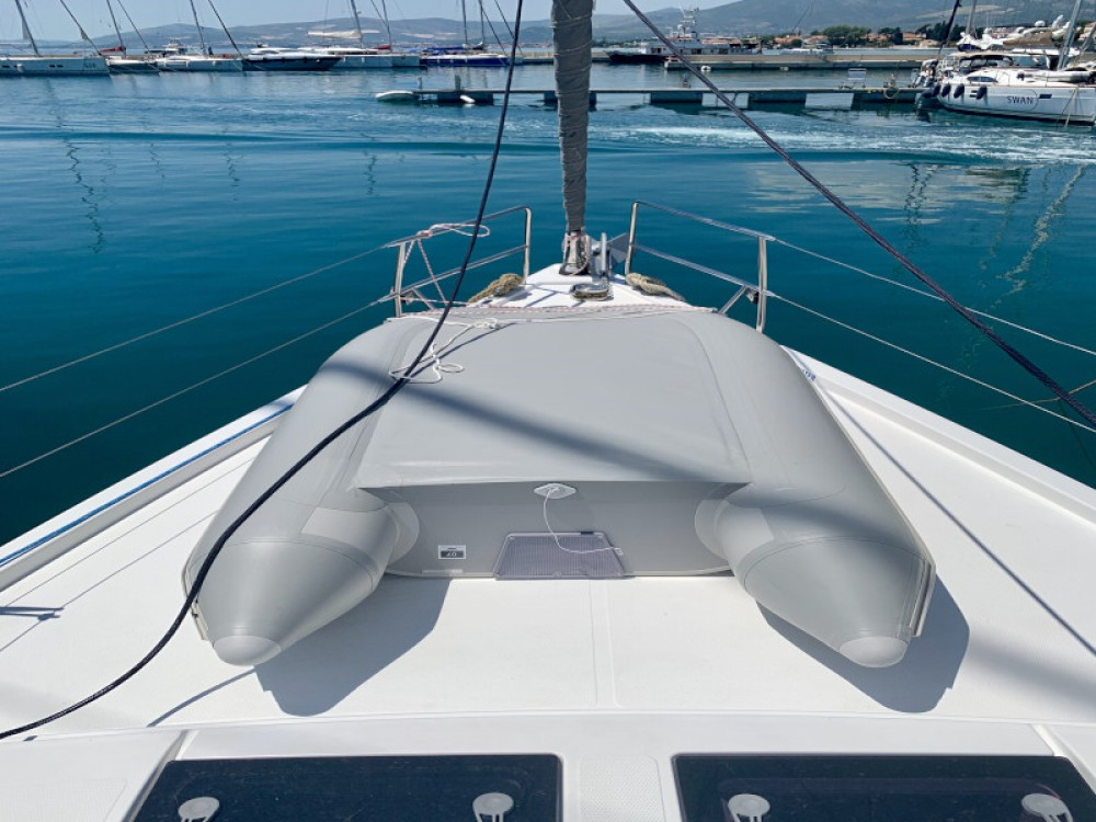 Hire Sailboat with or without skipper Hanse Kaštel Gomilica