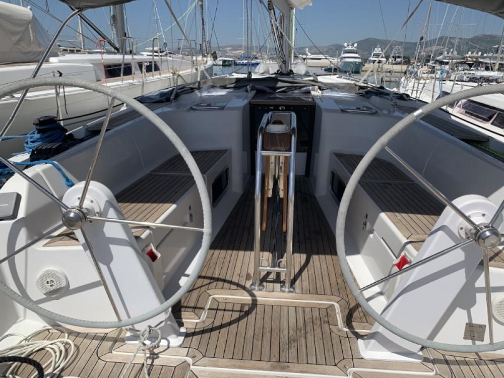 Boat rental Kaštel Gomilica cheap Hanse 445/4