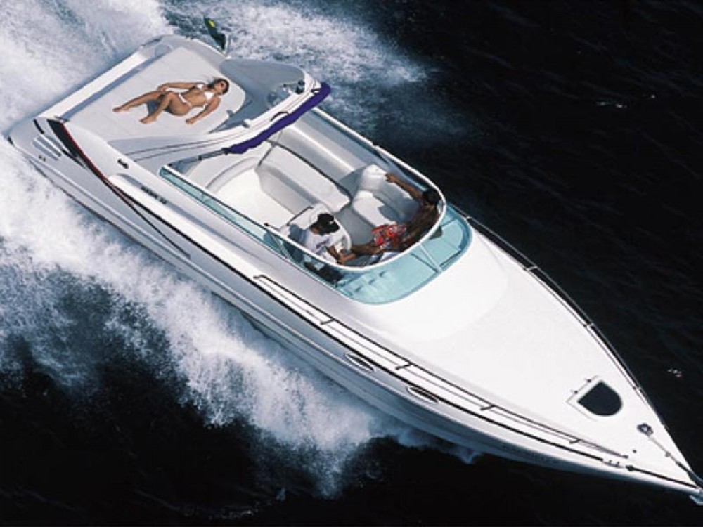 Rental yacht Lisbon - Sunseeker Hawk 32 on SamBoat