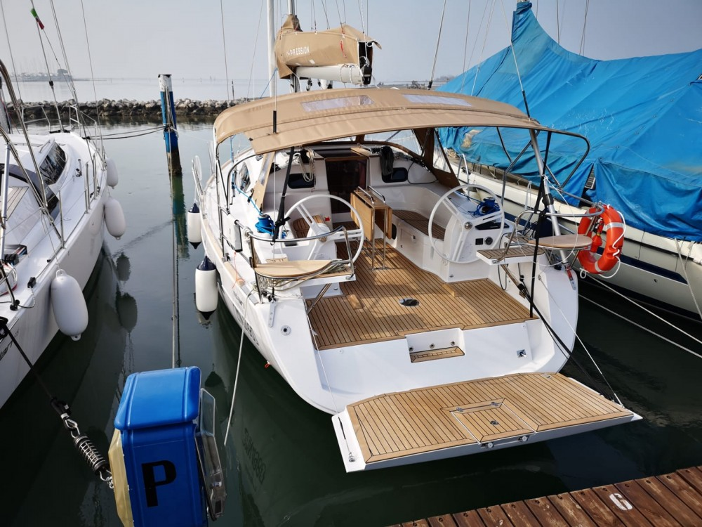 Hire Sailboat with or without skipper Elan Capo d'Orlando