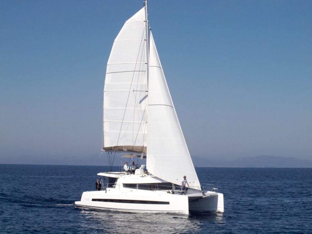 Rent a Bali Bali 4.3 Bareboat AQUA Capo d'Orlando Marina