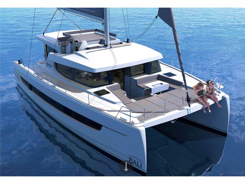 Boat rental Salerno cheap Bali 4.8 Salerno