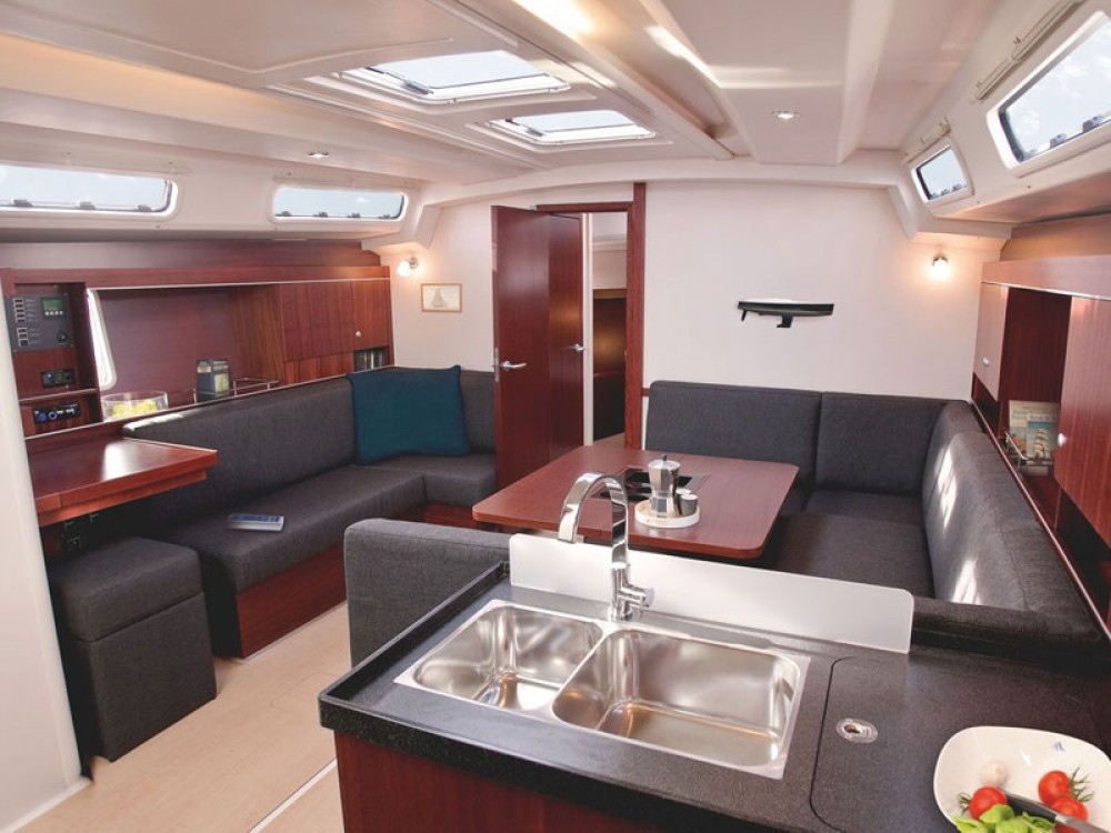 Rental yacht Road Town - Hanse Hanse 445 BVI on SamBoat