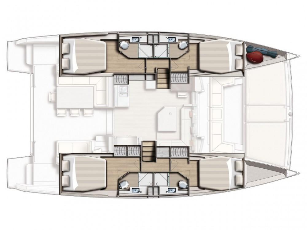 Boat rental Capo d'Orlando Marina cheap Bali 4.5 Capo d'Orlando Liberty
