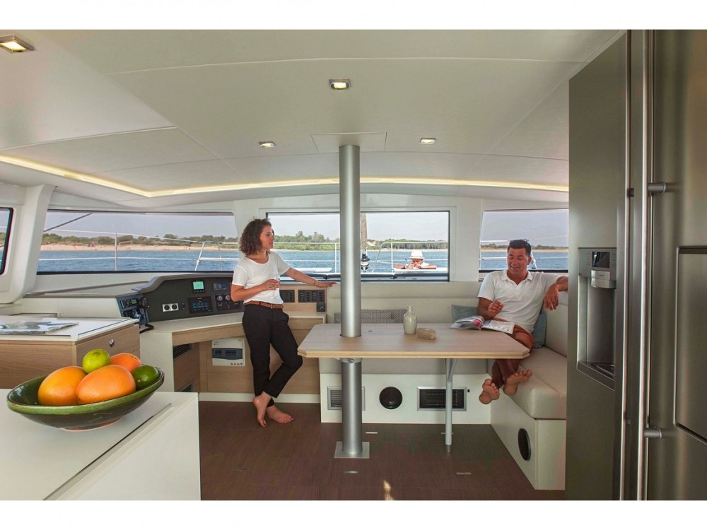 Hire Catamaran with or without skipper Bali Capo d'Orlando