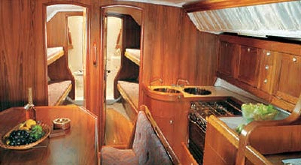 Rental Sailboat in  - Hanse Hanse 415 BVI