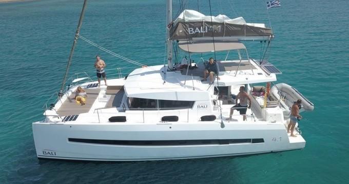 Boat rental Sant Antoni de Portmany cheap Bali 4.1