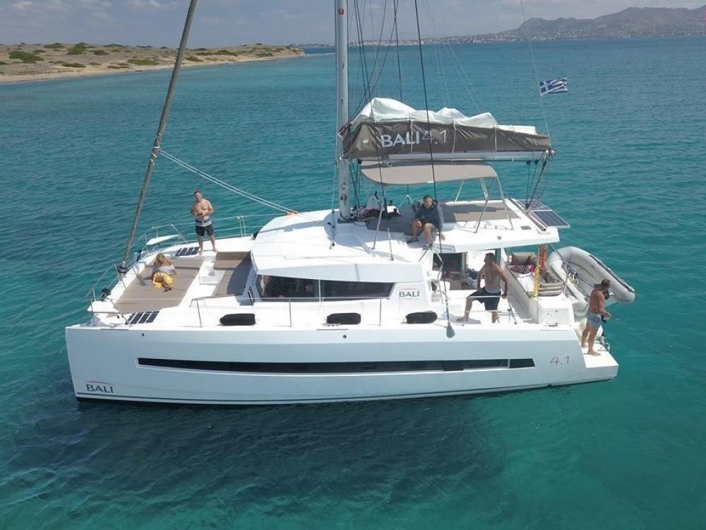 Rental yacht Sant Antoni de Portmany - Bali Bali 4.1 on SamBoat