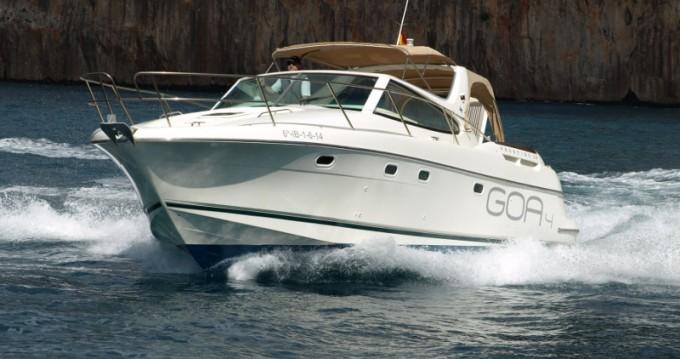 Boat rental Sant Antoni de Portmany cheap Prestige 34