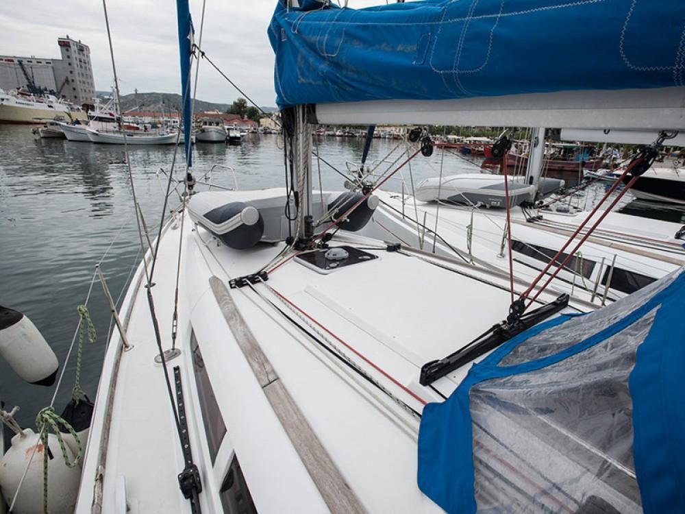 Boat rental Volos Municipality cheap Sun Odyssey 36i
