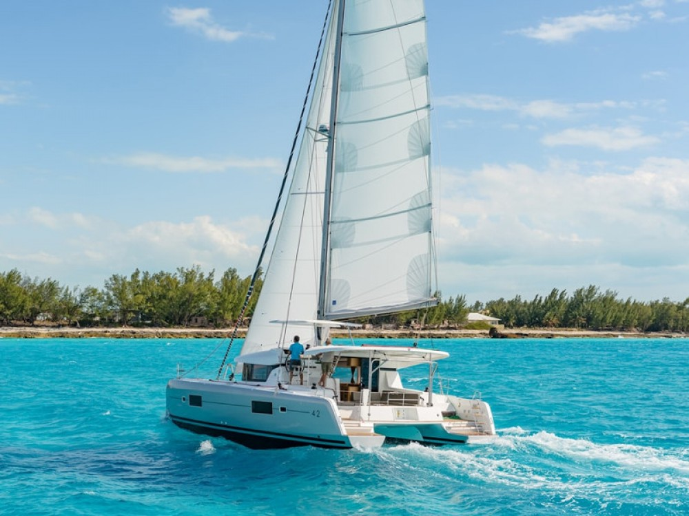 Catamaran for rent Sebenico at the best price
