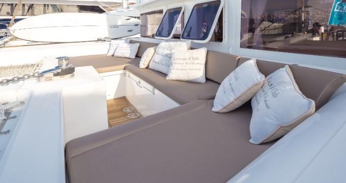 Rental yacht Santorini Port - Lagoon Lagoon 450 on SamBoat