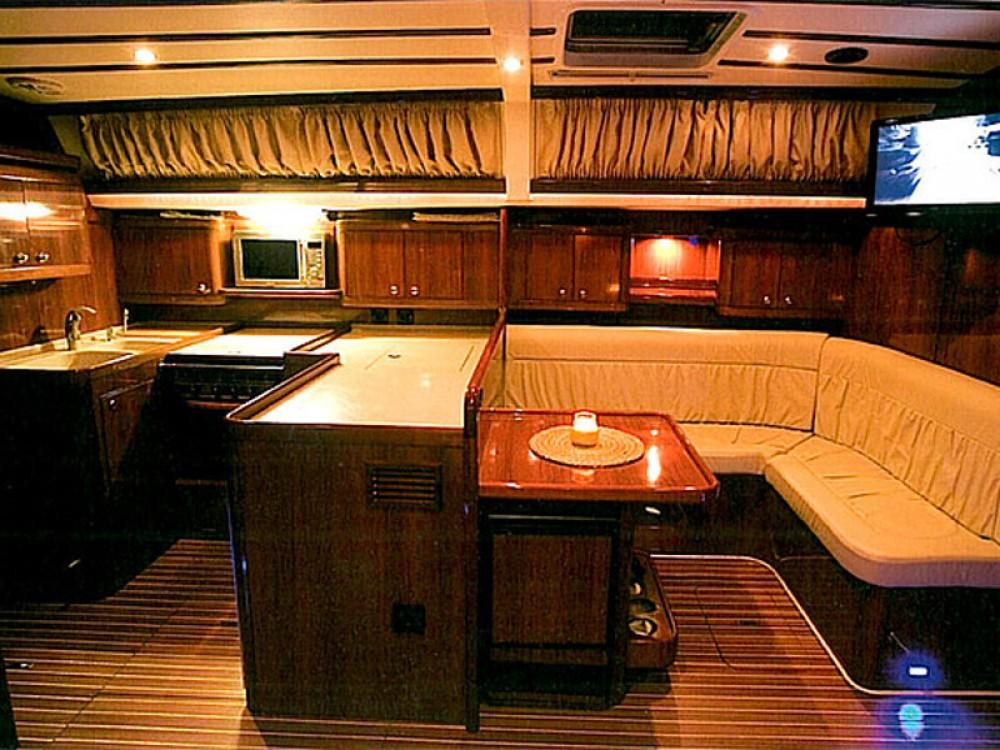 Boat rental Mykonos cheap Ocean Star 56.1