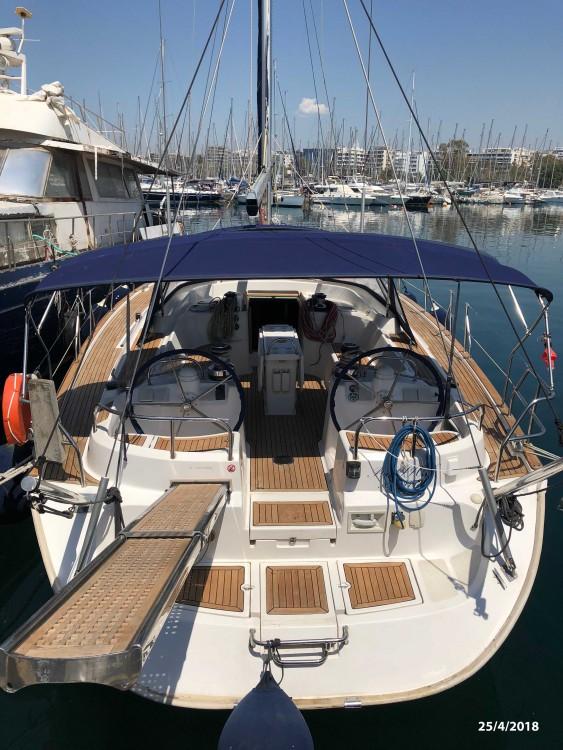 Ocean Ocean Star 56.1 between personal and professional Mykonos
