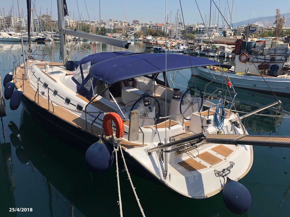 Rental Sailboat in Mykonos - Ocean Ocean Star 56.1