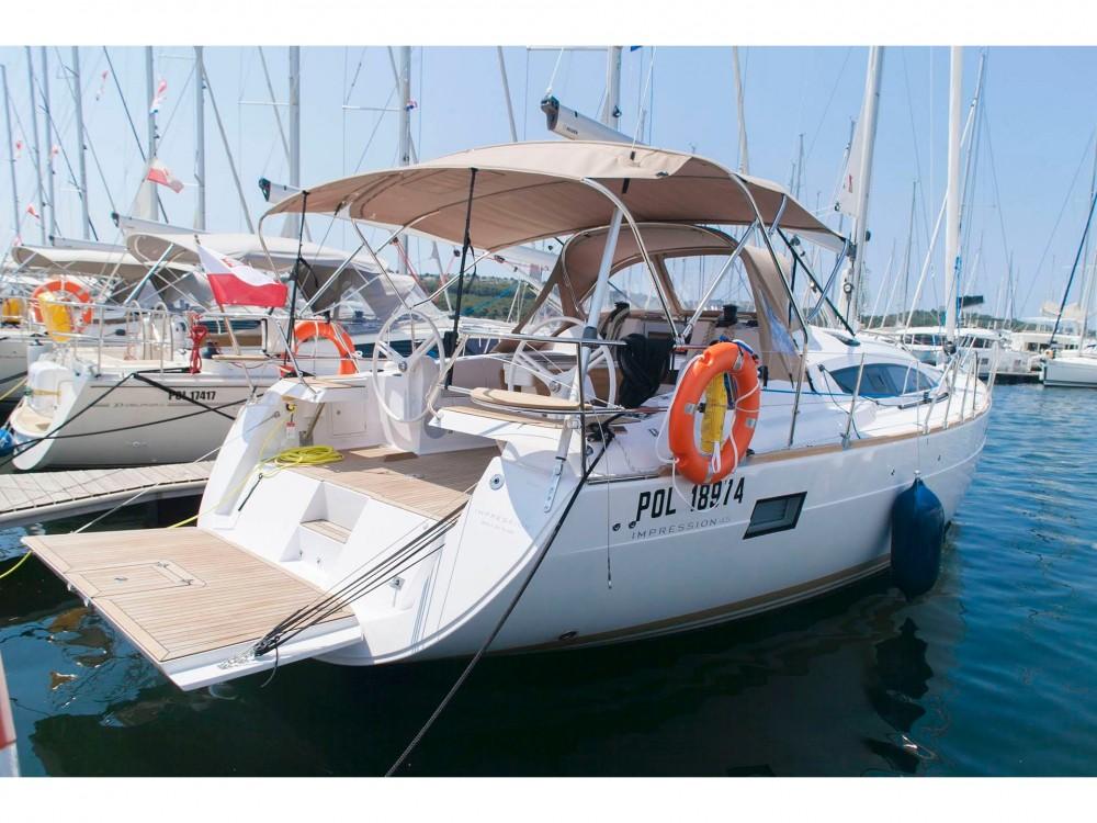 Rental Sailboat in Sebenico - Elan Elan 45 Impression