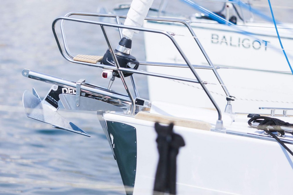 Rental yacht Sebenico - Elan Elan 45 Impression on SamBoat