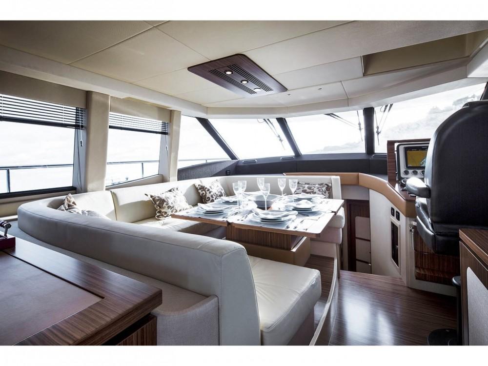 Boat rental Šibenik cheap Azimut Magellano 53