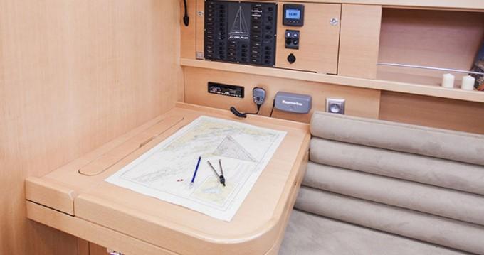 Boat rental Delphia Delphia 37.3 in Šibenik on Samboat