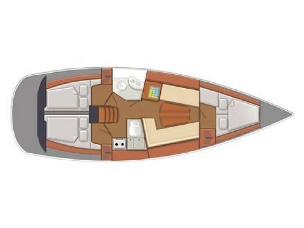 Rental Sailboat in Šibenik - Delphia Delphia 37.3