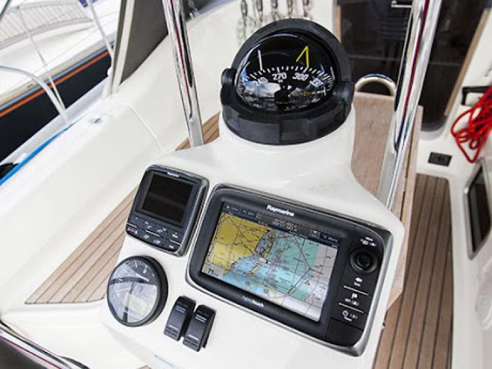 Hire Sailboat with or without skipper Delphia Šibenik