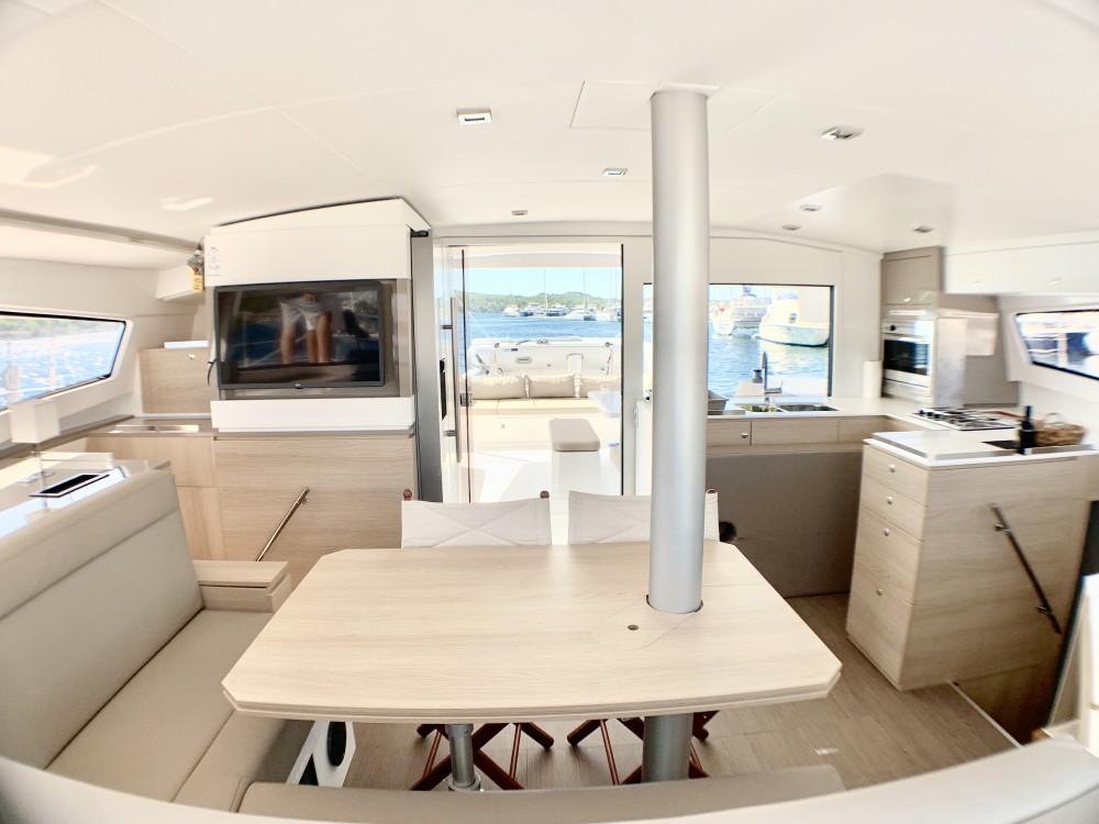 Rental Catamaran in Šibenik - Bali Bali 4.5