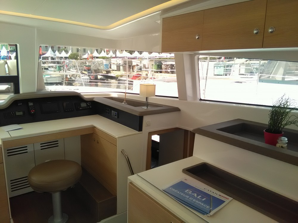Rental Catamaran in Šibenik - Bali Bali 4.1