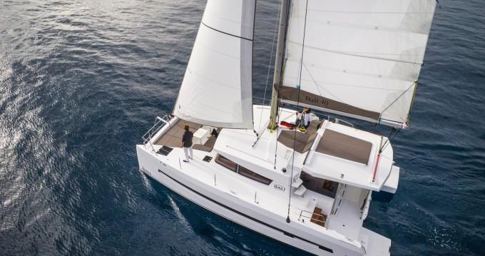 Bali Catamarans Bali 4.0 between personal and professional Šibenik