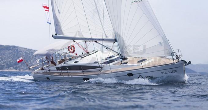 Boat rental Šibenik cheap Delphia 47