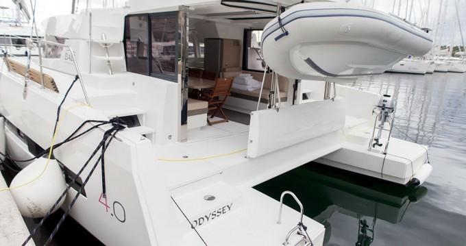 Rental yacht Šibenik - Bali Catamarans Bali 4.0 on SamBoat