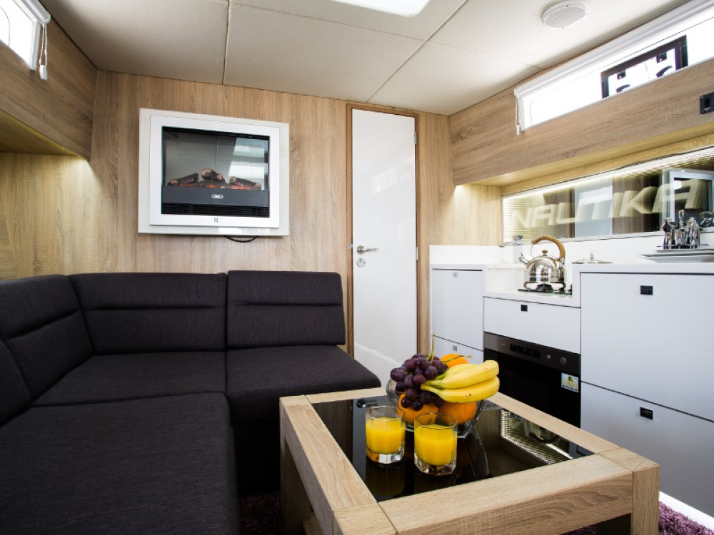 Rental yacht  - Delphia Nautika 1300 VIP on SamBoat