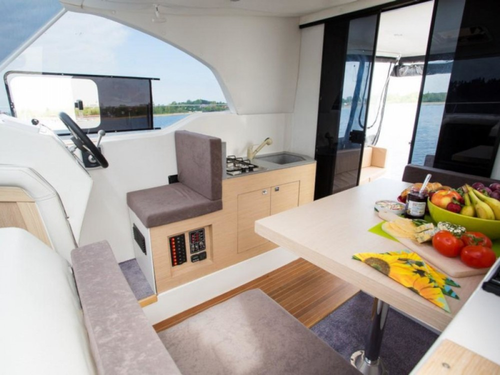 Rental yacht Port PTTK Wilkasy - Represser Represser 30 on SamBoat