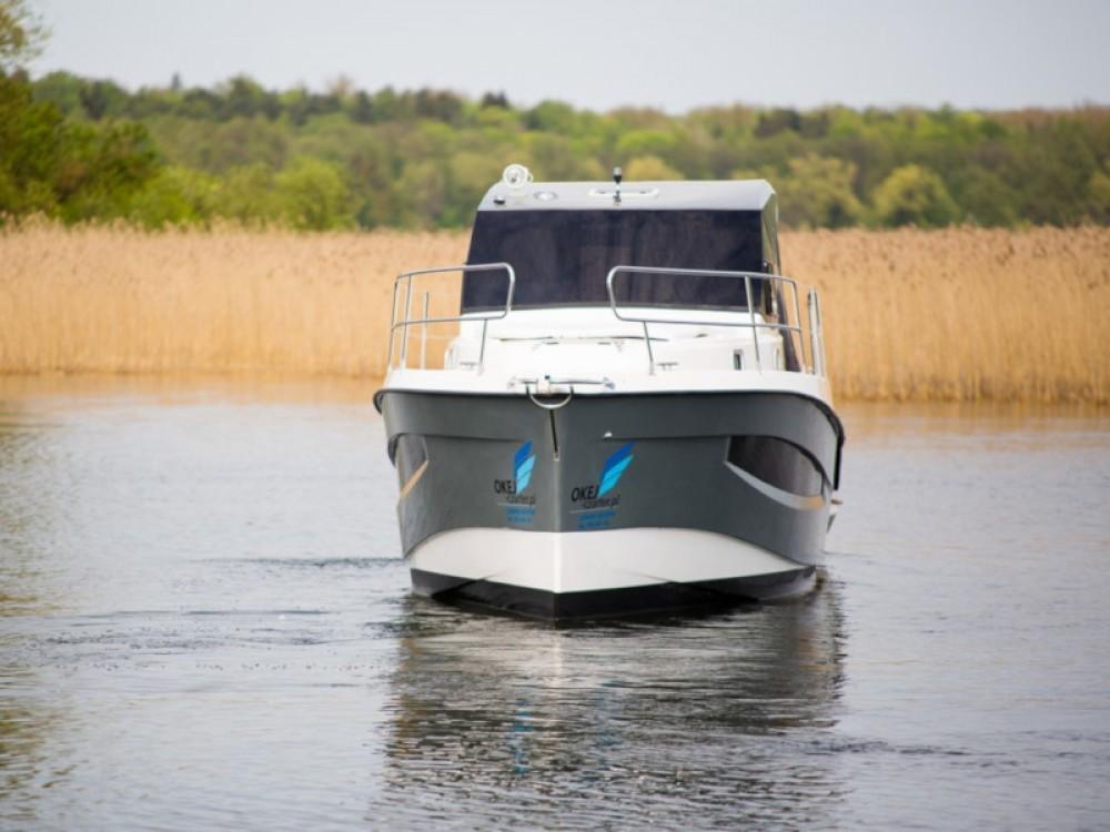 Boat rental Represser Represser 30 in Port PTTK Wilkasy on Samboat