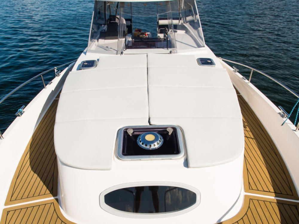Boat rental Wilkasy cheap Nautika 1000 VIP