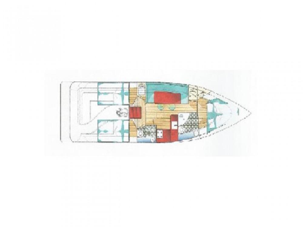 Rental yacht Wilkasy - Tes Tes 393 Illuminatus on SamBoat