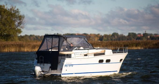 Rental yacht Wilkasy - Delphia Nautika MC on SamBoat
