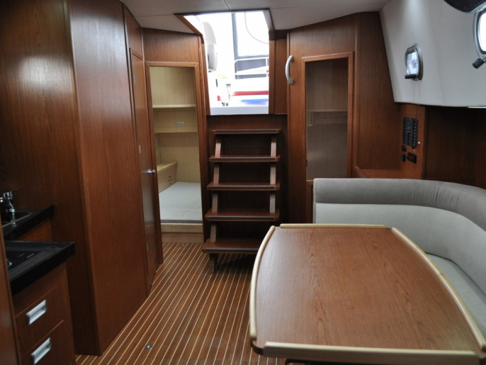 Boat rental Tes Tes 393 Illuminatus in Wilkasy on Samboat