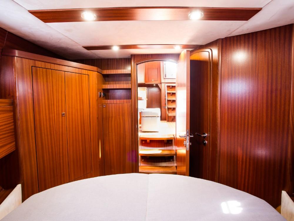 Boat rental Wilkasy cheap Nautiner 40.2 AFT